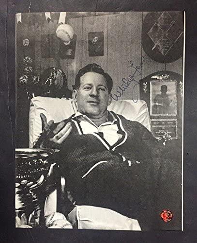 WHITEY FORD SIGNED MAGAZINE Photo 13x11 YANKEES HOF AUTOGRAPH CBM EXPERT COA - Autographed MLB Magazines