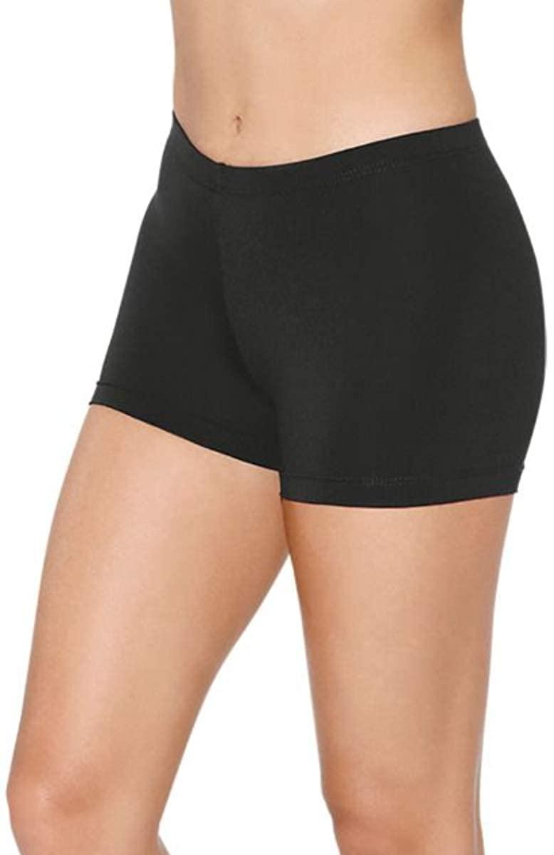 So Danca Adult High Waisted Shorts