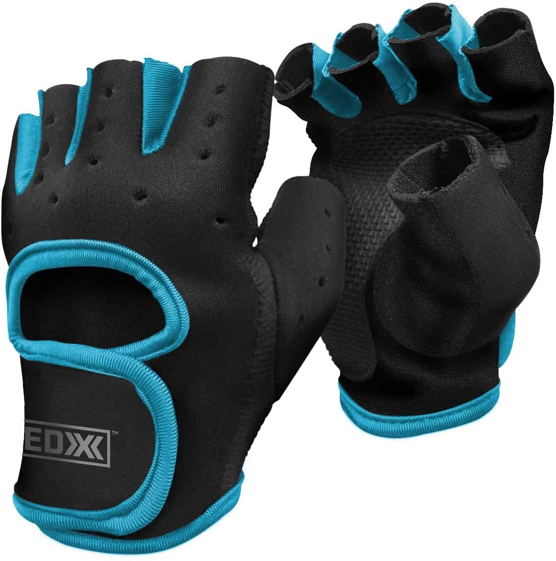 EDX Workout Gloves Weight Lifting for Women Gym, Fitness, Exercise, Powerlifting