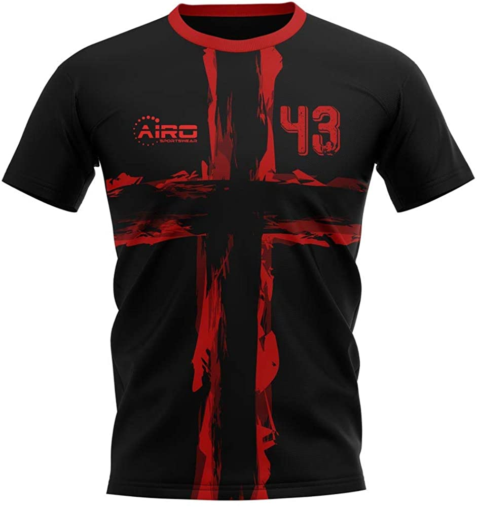 Airosportswear 2020-2021 Flamengo Dejan Petkovic Concept Football Soccer T-Shirt Jersey - Womens