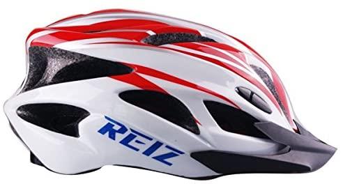 Bicycle Helmet Bike Cycling Carbon Helmet BMX MTB Road Red