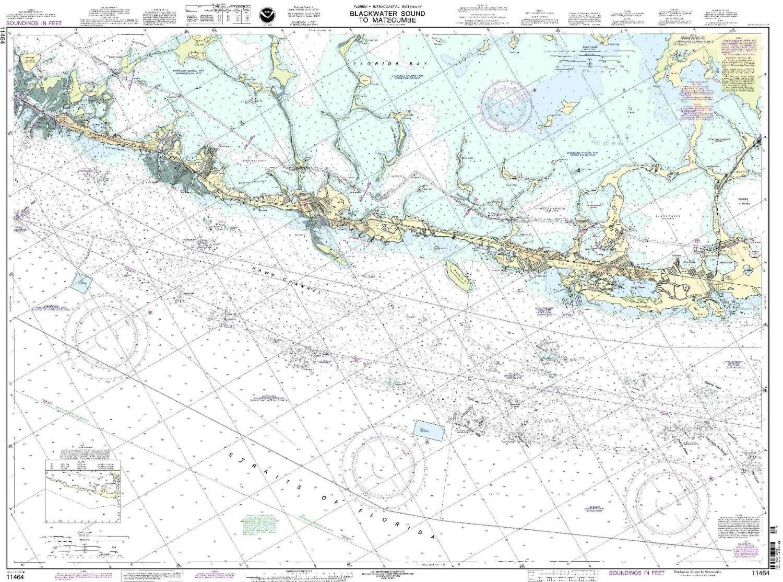 11464--Intracoastal Waterway - Blackwater Sound to Matecumbe