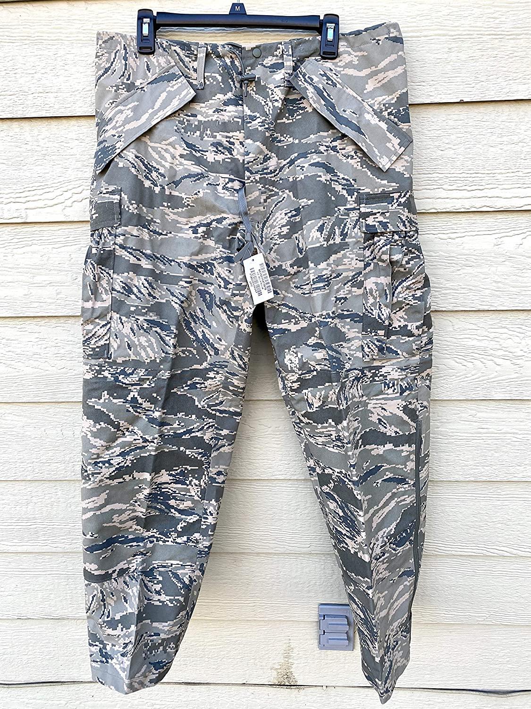 New Genuine Us Air Force USAF Apecs ABU Goretex Cold Weather Pants - Medium Regular.