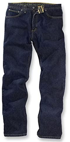 Beretta Mens Gold Line Classic Fit Straight Leg Jeans Pant