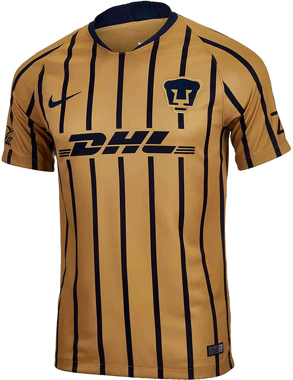 NIKE Pumas Away Soccer Jersey 2018-19 (S)