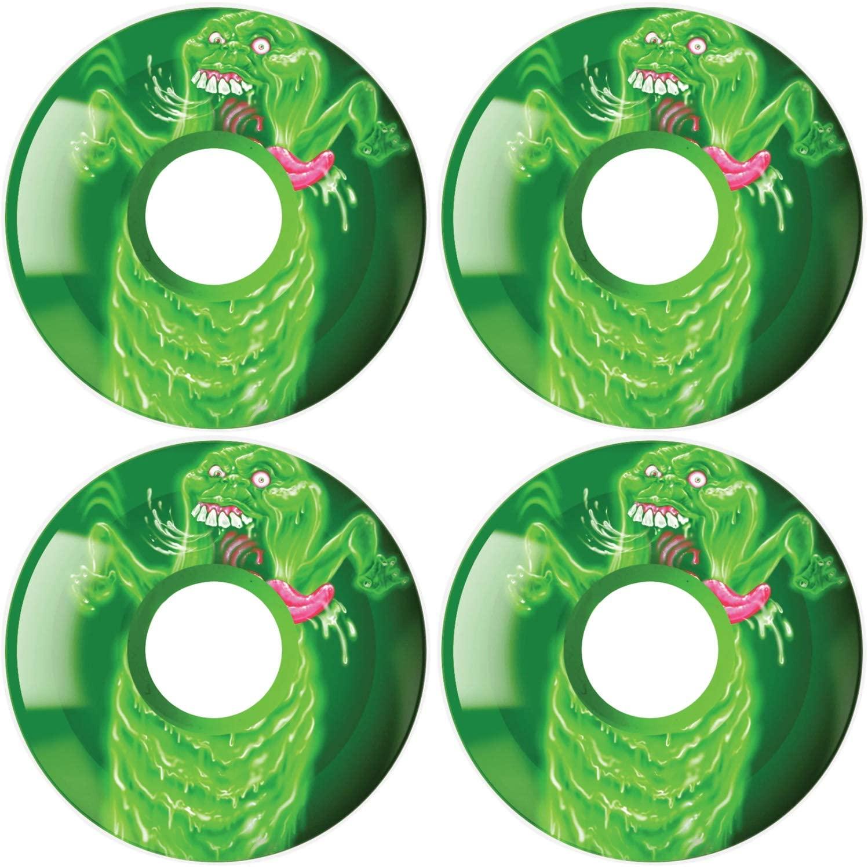 Element Skateboard Wheels Ghostbusters Slimer 78A Green 62mm