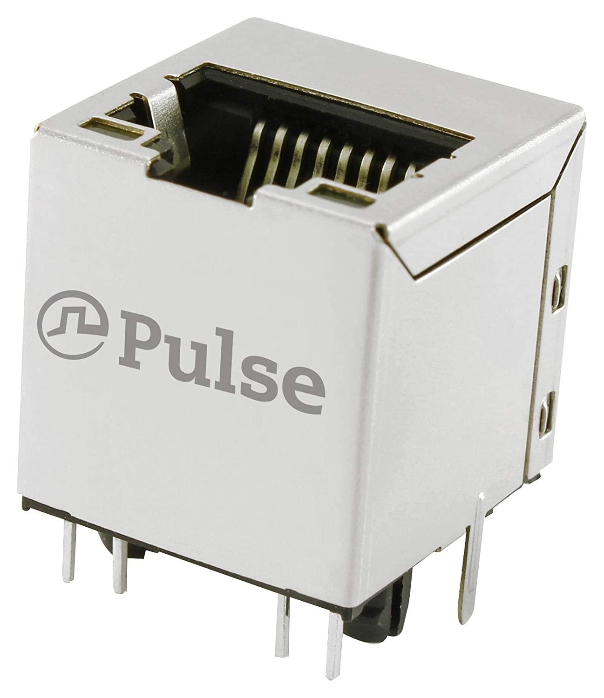 PULSE ELECTRONICS - JD2-0011NL - RJ45 Connector, Jack, 8P8C, THT