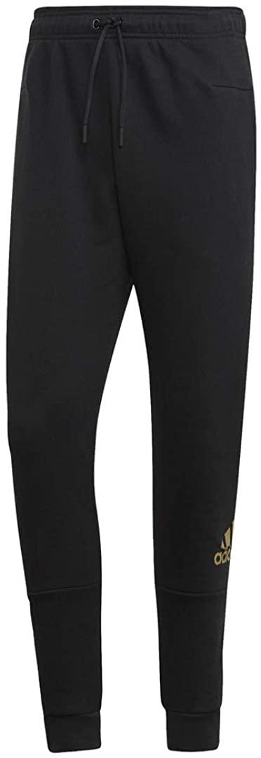 adidas Mens Sport Id Metallic Cotton Pants