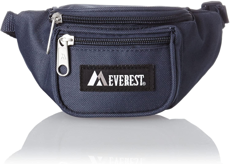 Everest Signature Waist Pack - Junior, Navy, One Size