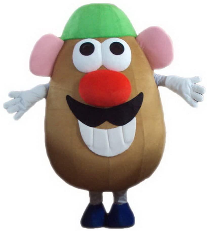 Langteng Potato Mascot Costume