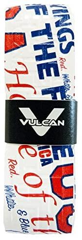 Vulcan Team USA V175-USA Bat Grip Maze Debossed Tread Patter