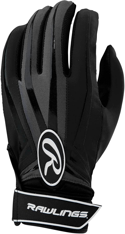 Rawlings Youth Motbgy-B-90 Motivation BG Baseball Batting Gloves, Large