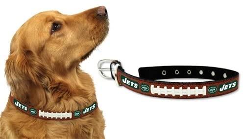 New York Jets Dog Collar - Large