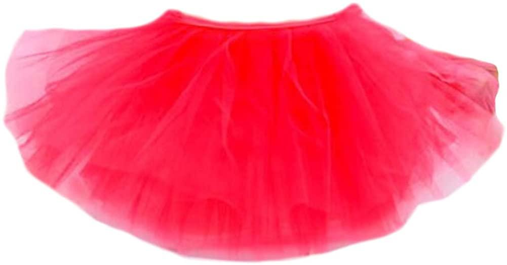 George Jimmy Three Layers Yarn Dance Skirt Kid Swan Lake Costumes Ballet Dress-Red