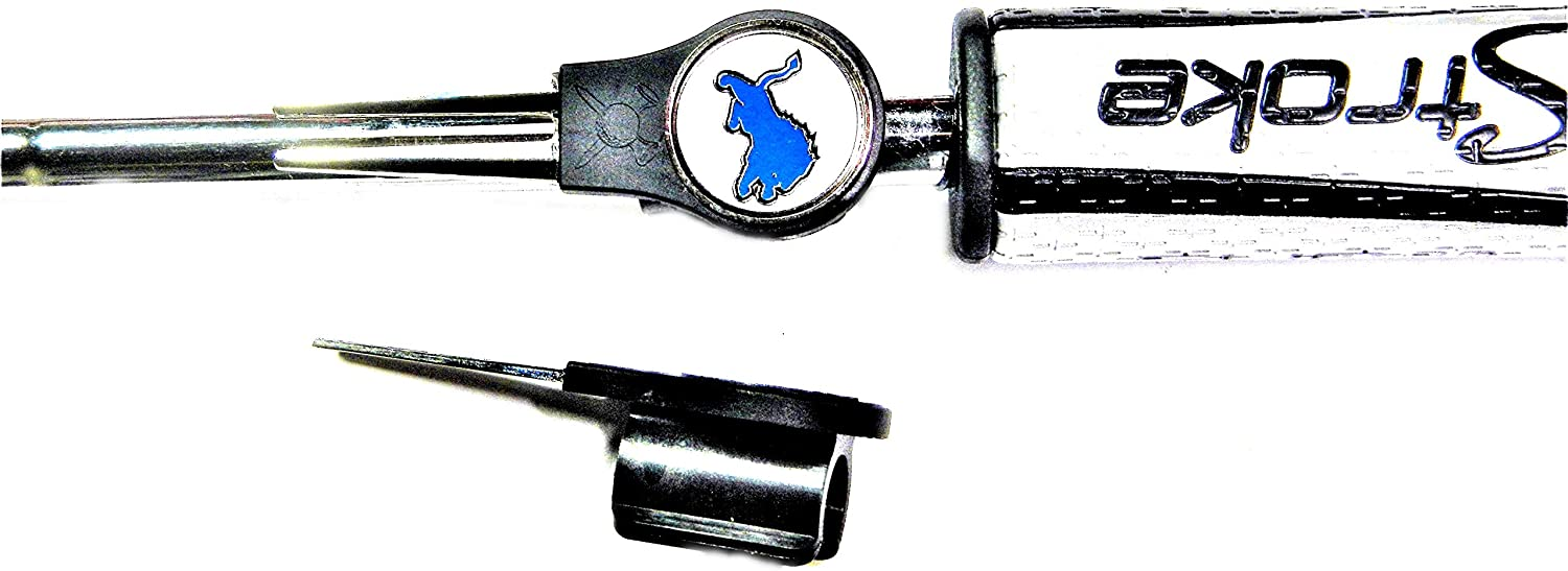 Putter Mounted Divot Tool and Ball Marker- Lions