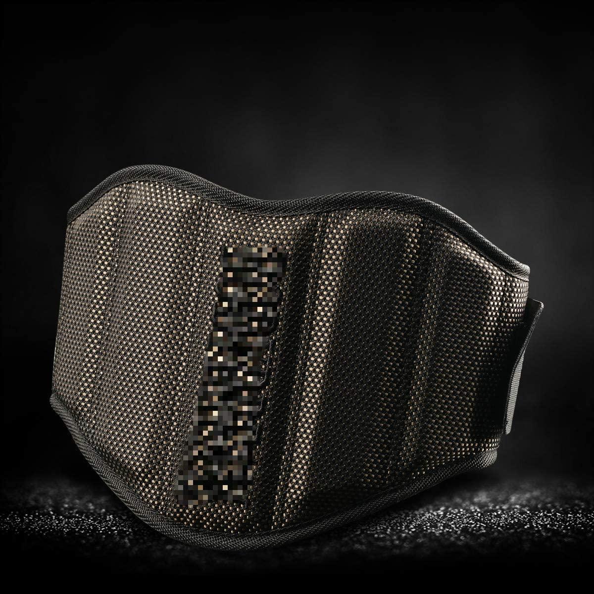 Protective Gear Weight Belt Training Fitness Waist Deep Squat Belt