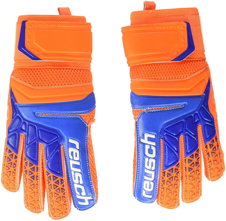 Reusch Prisma Prime M1 Finger Support Goalkeeper Gloves for Soccer