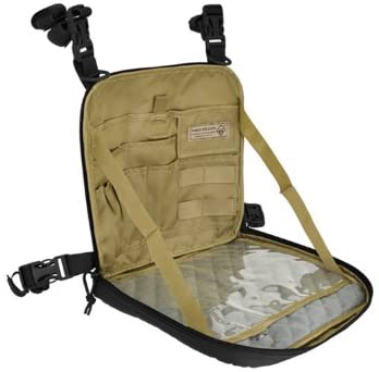 HAZARD 4 VentraPack(TM) 2-in-1 Chest Pack/Slim Shoulder Sling Messenger Bag
