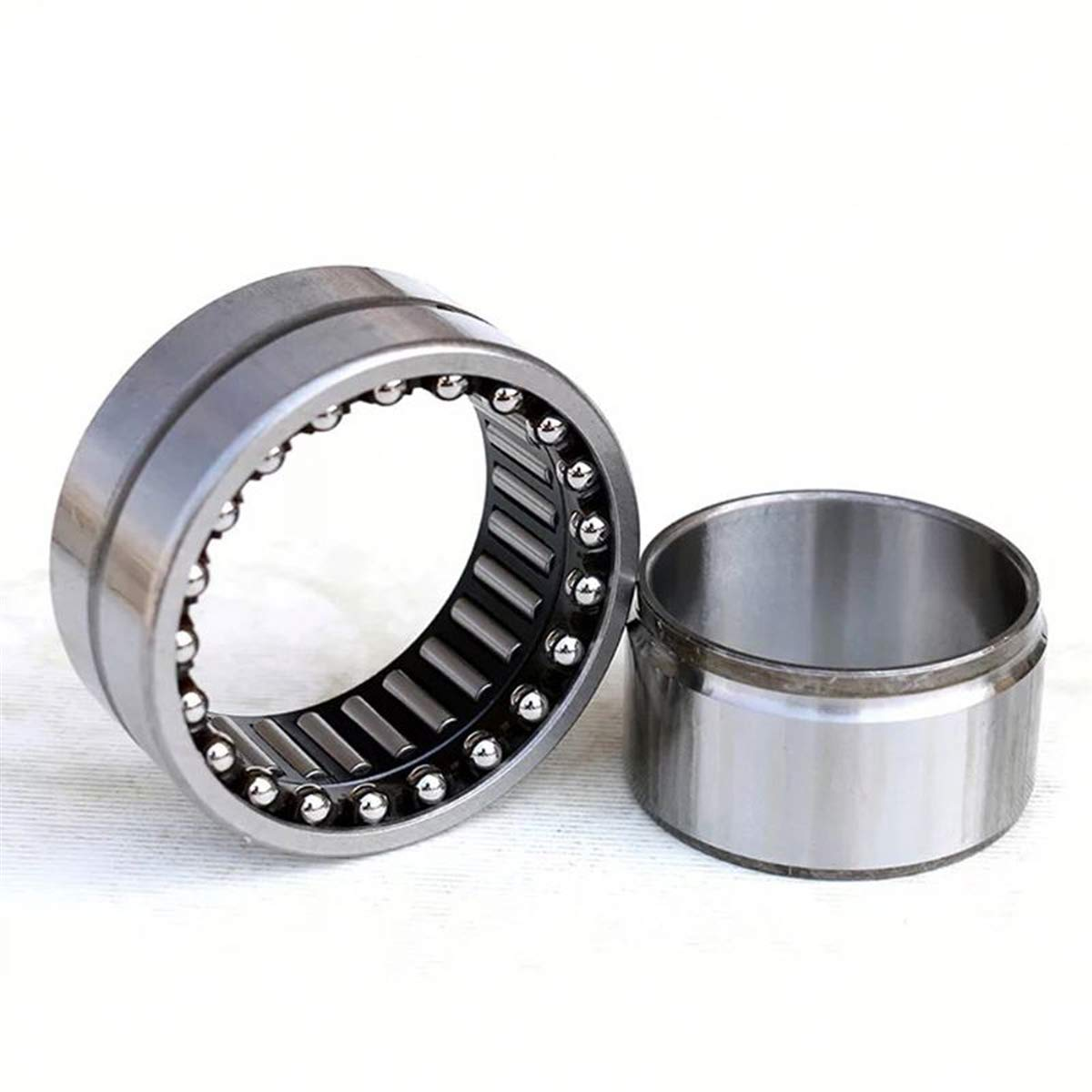 VXB Brand NATA59/22 Combined Needle & Ball Bearing 22x39x23 Type: Needle Roller Bearing Dimensions: 22mm x 39mmx 23mm ID/Bore: 22mm