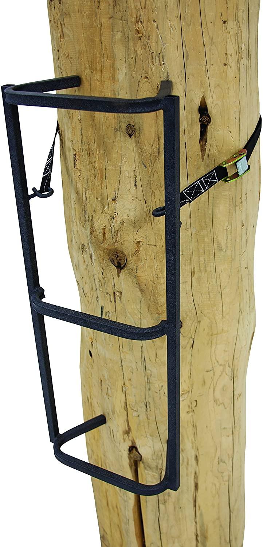 Rivers Edge RE726 Grip Stick Rail 32-Inch Climbing Aid (Single), Black