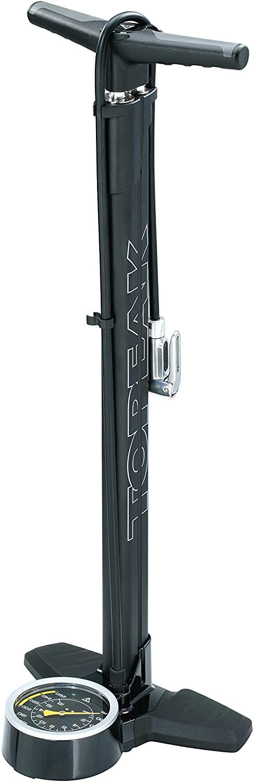 Topeak Joeblow Ace Dx Floor Pump 260 Psi/18 Bar with Smarthead Dx1 (Full Metal Pump Head)