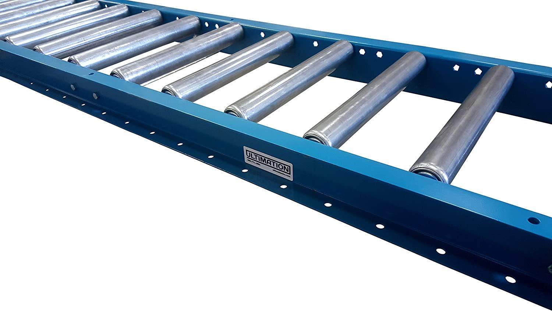 Gravity Conveyor Frame & Rollers | 18