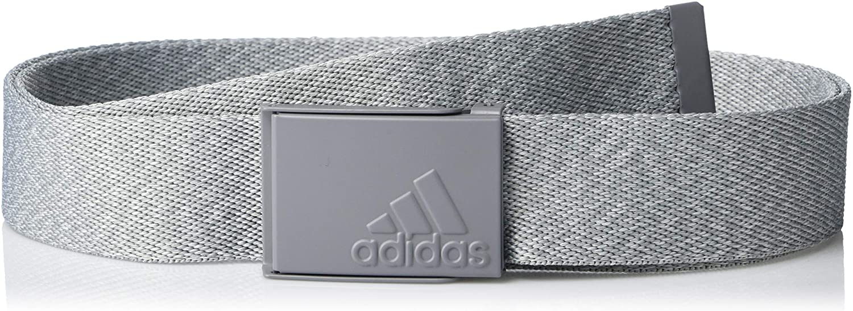 adidas mens Heather Web Belt