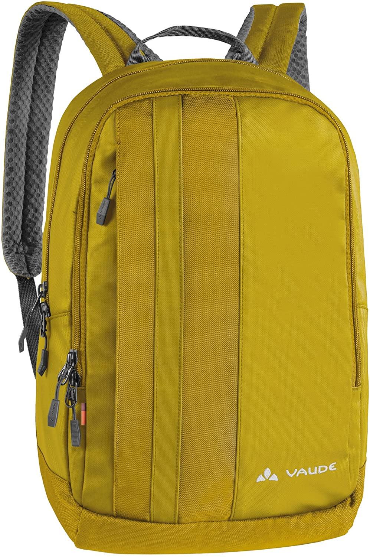 Vaude Unisex's Azizi Backpack, Black/Dark Sulphur, One Size