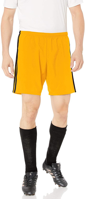adidas Men's Condivo 18 Short Collegiate Gold/Black X-Small