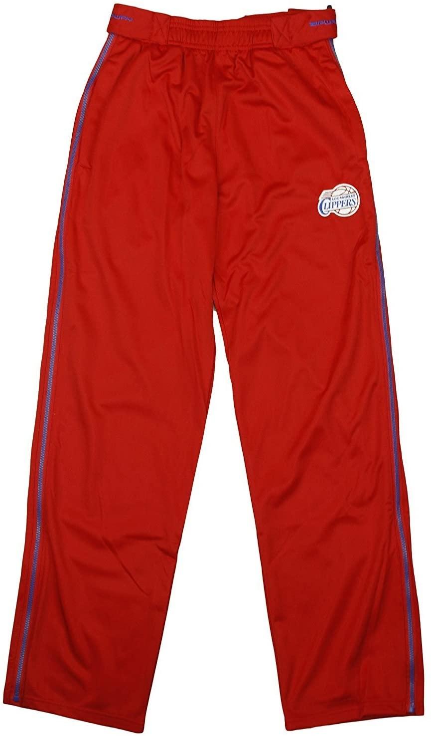 Zipway Los Angeles Clippers NBA Big Boys Tearaway Pants, Red