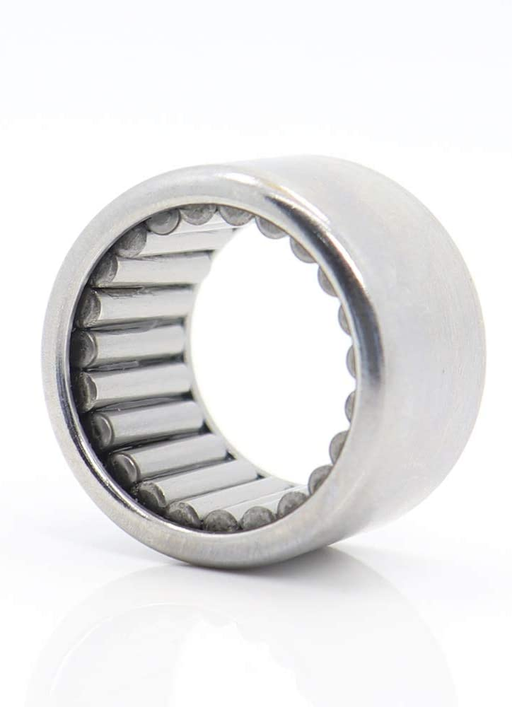Logo RENLIANG-ZHOU HN1412 Bearing Without Cage 142012 mm Full Complement Drawn Cup Needle Roller Bearings with Open Ends HN 1412 (10 Pcs)