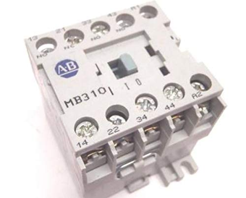 ALLEN BRADLEY 700DC-MB310Z24S 3 N.O. 1 N.C, 10 AMP MAX, Mini-Control, Discontinued by Manufacturer 10/31/2008, Relay, 24 VDC Coil, 300V AC MAX