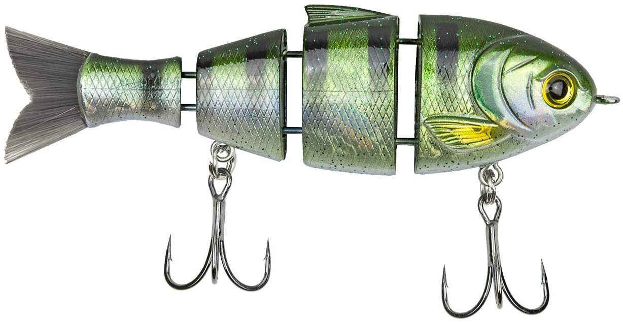Catch Co Mike Bucca Baby Bull Shad Swimbait 3.75
