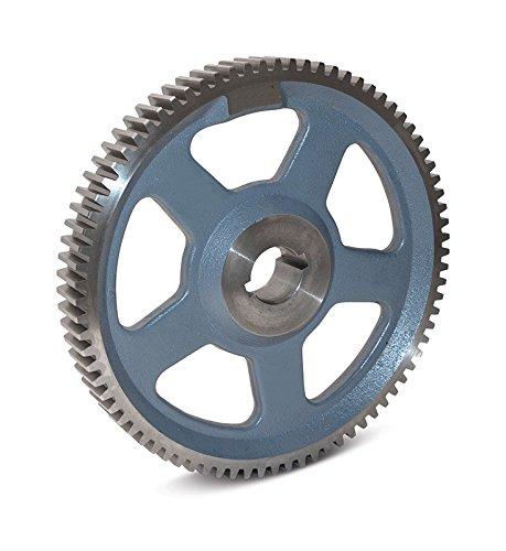 Boston Gear GH74A Spoke Change Gear, 14.5 Degree Pressure Angle, 8 Pitch, 1.375