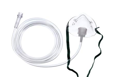 Hudson RCI 1042 Concentration Masks, Elongated, Pediatric (Pack of 50)