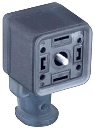 GAN22LU-A0U-6090200 - Rectangular Power Connector, 4 Contacts, GDM Series, Cable Mount, Screw, Receptacle, (Pack of 2) (GAN22LU-A0U-6090200)