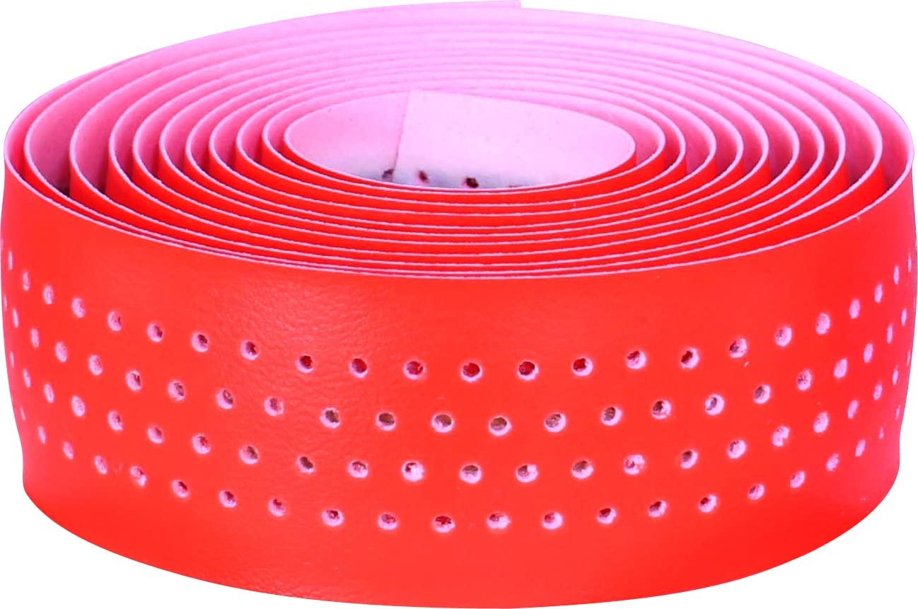 Velox Guidoline Flourescent Perforated Bicycle Handlebar Tape
