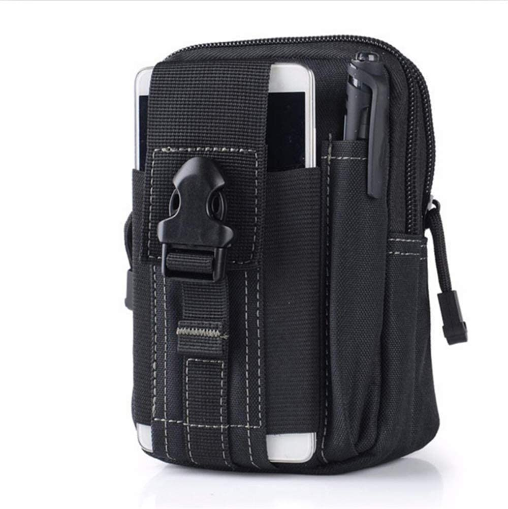 Molle Pouch Fashion D30 Tactical Molle Waist Bags Men's Outdoor Sport Casual Waist Pack Purse Mobile Phone Case for Phone