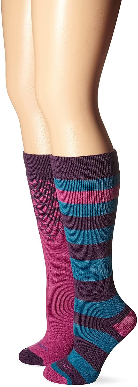 Lorpen Merino Kids Ski Socks (2-Pack)