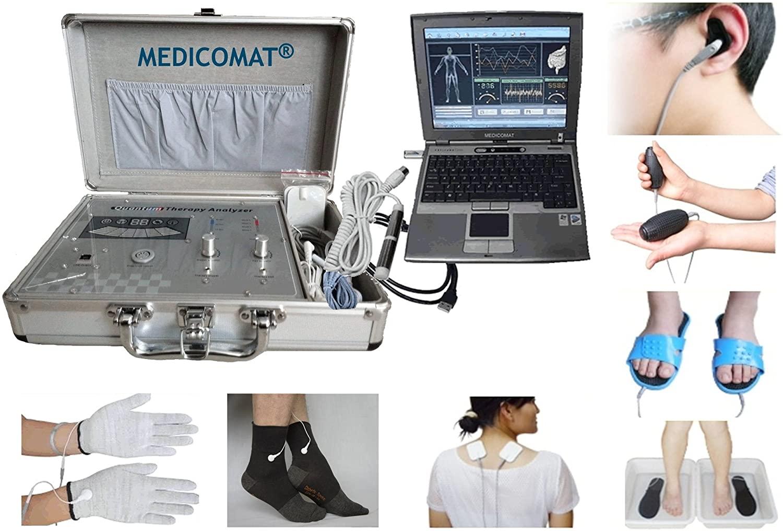 Cholesterol Test Kit Medicomat Health Computer Gadgets