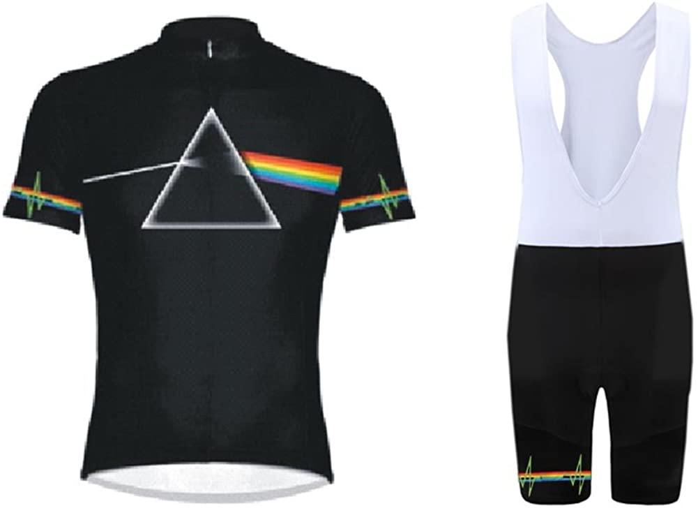 Uglyfrog Bike Wear Cycling Jersey Short Sleeve Men's Bike Sets Bib Shorts with Gel Pad Spring&Autumen Triathlon Clothing