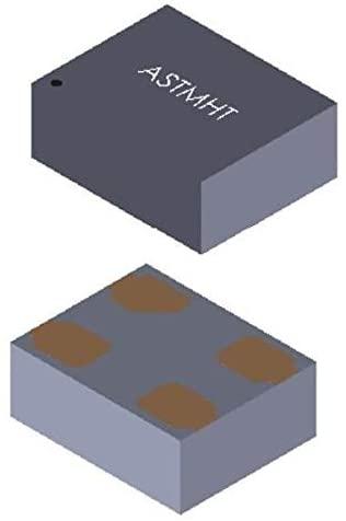 Standard Clock Oscillators 8MHz 20ppm 2.25-3.63V -40C 125C, Pack of 10 (ASTMHTE-8.000MHZ-AJ-E)