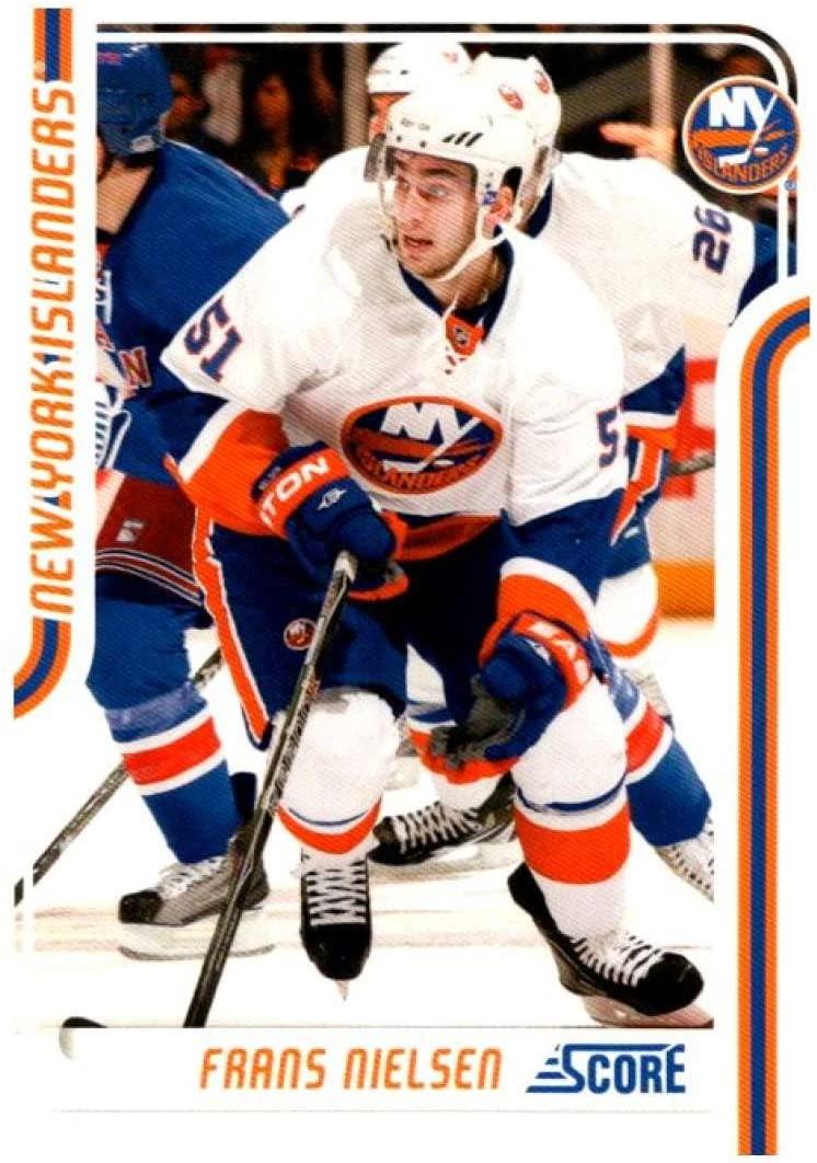 (HCW) 2011-12 Score Glossy #295 Frans Nielsen NY Islanders NHL Mint