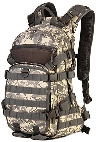ZhaJunBag 30L Waterproof Cycling Backpack Outdoor Climbing Bags Men's Hiking Bags Camouflage Travel Backpack