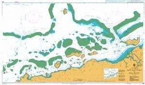 UKHO BA Chart 384: Ravi Ravi Point to Mali Island