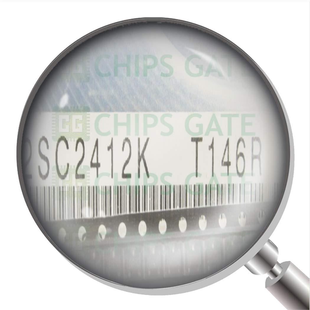 200Pcs Cj Sot-23 2SC2412 Br (180-390) Npn Transistor