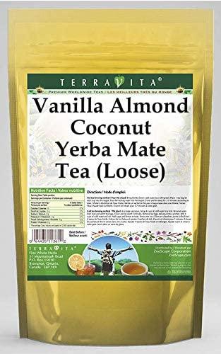 Vanilla Almond Coconut Yerba Mate Tea (Loose) (8 oz, ZIN: 562617)