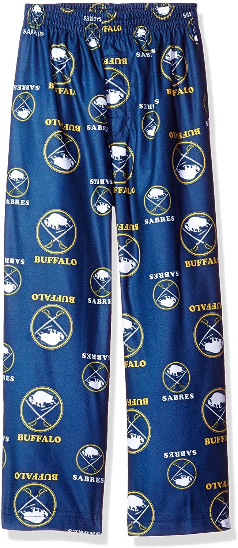 NHL 4-7 Boys Team Print Sleepwear Pant
