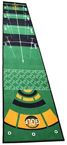 50300cm Nylon Golf Putting mat for Indoor Training, Golf Putting Carpet for Practice