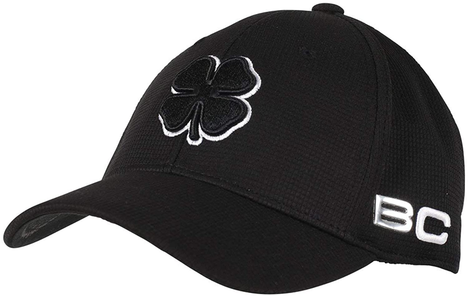 Black Clover BC Iron #3 Large/X-Large Fitted Hat - 646819964807